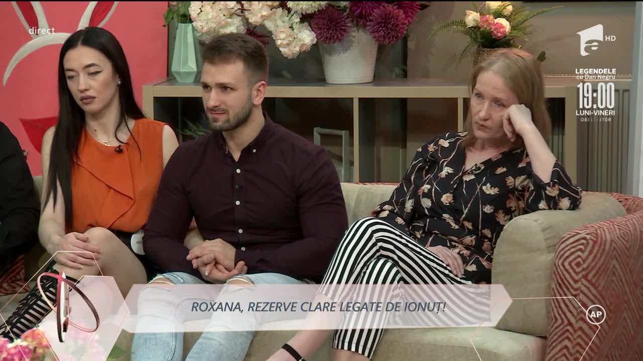 Roxana și Ionuț, complicații și răzgândiri: Încercarea moarte n-are!
