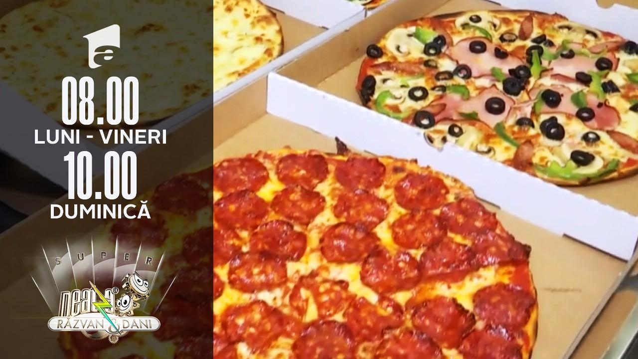 Nicio masă fără pizza la birou! Cum a ajuns să fie cel mai comandat preparat