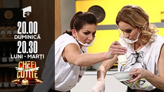 Alina Ispas și Claudia Maghiar s-au înscris la Chefi la cuțite fără să știe una de alta
