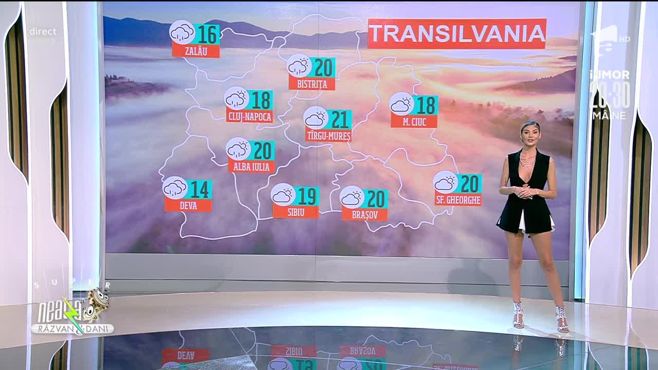 Prognoza Meteo, 13 aprilie 2021. Vreme se menține caldă în toată țara