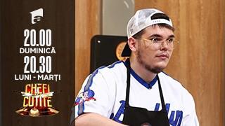 Big M luptă împotriva bullying-ului la Chefi la cuțite