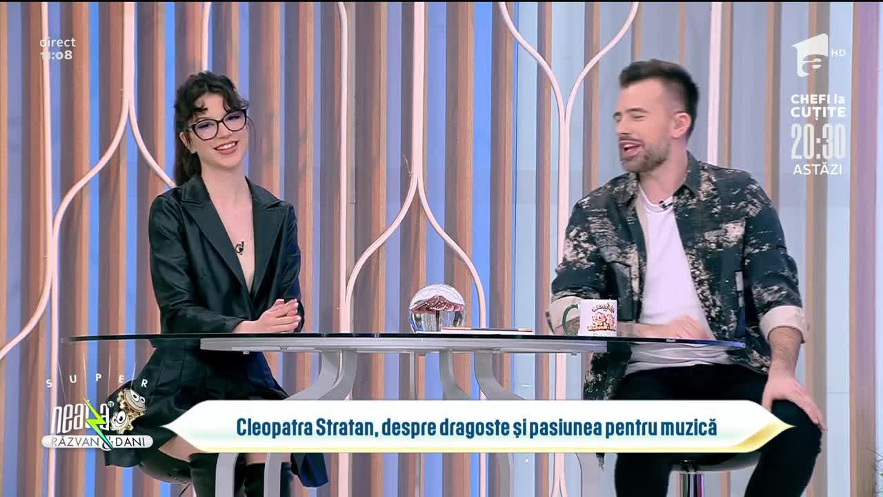 Cleopatra Stratan lansează prima piesă din acest an, Vorba de tine