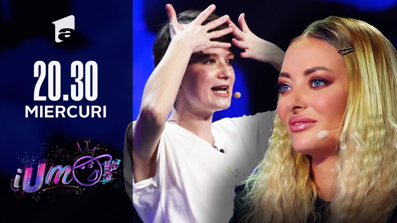 Alexandra Pribeagu, glume gingașe despre copilăria juraților iUmor