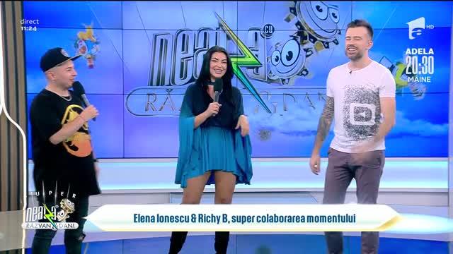 Elena Ionescu și Richy B, super colaborarea momentului la piesa Favela