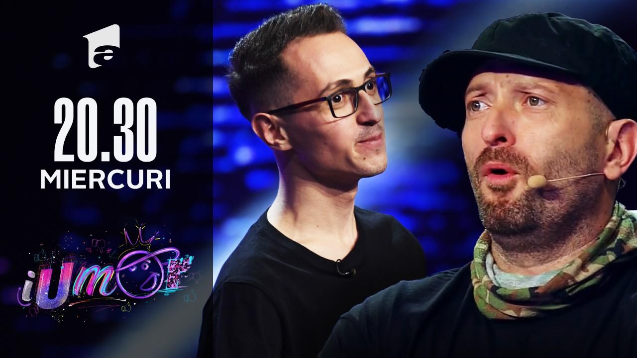 Laurențiu Duță, rețeta perfectă pentru un număr de stand-up