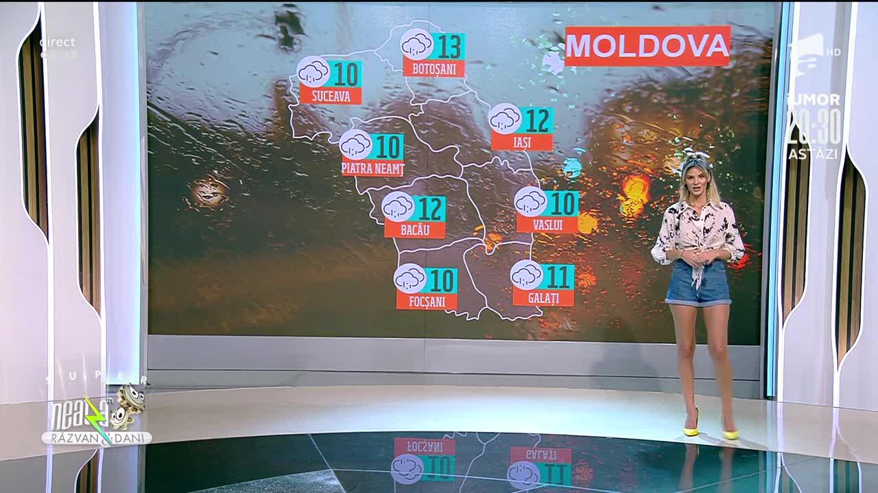 Prognoza Meteo, 14 aprilie 2021. Vremea se răcește în toată țara