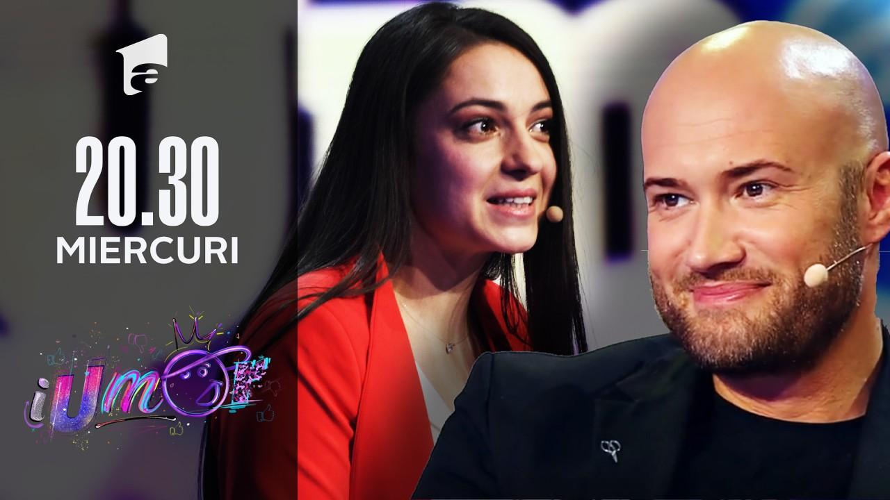 """Alina Trisina lansează emisiunea """"Aici secrete nu-s"""" la iUmor"""