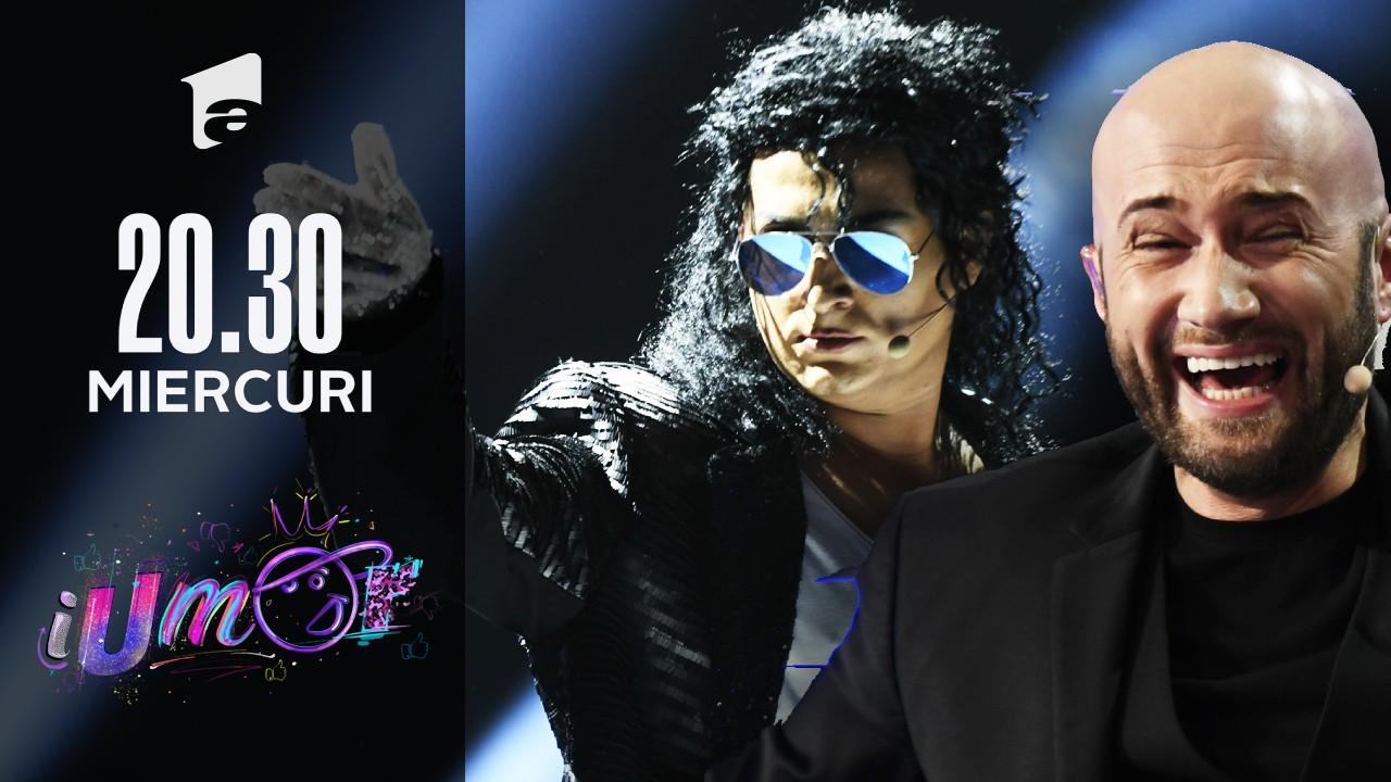 Michael Jackson, super roast la iUmor: Șerban e un fel de Benjamin Button al succesului