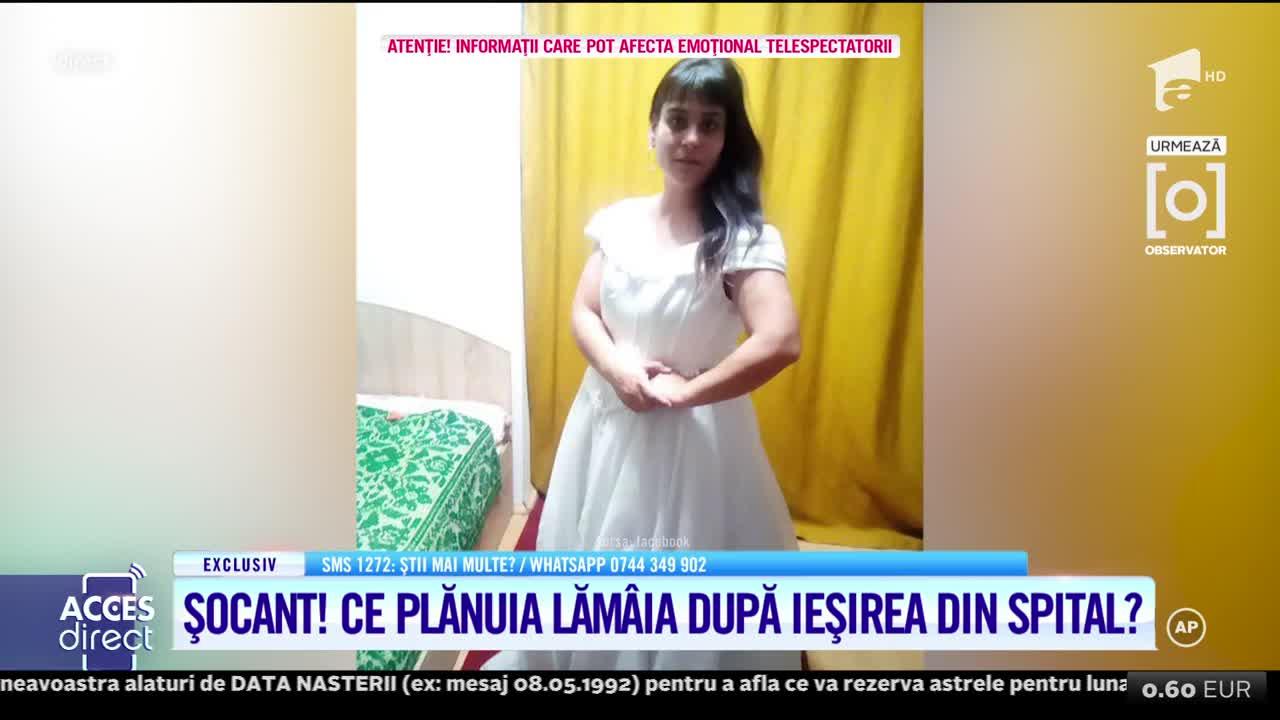 Șocant! Lămâia a ieșit din spital și o amenință pe Mirela Vaida