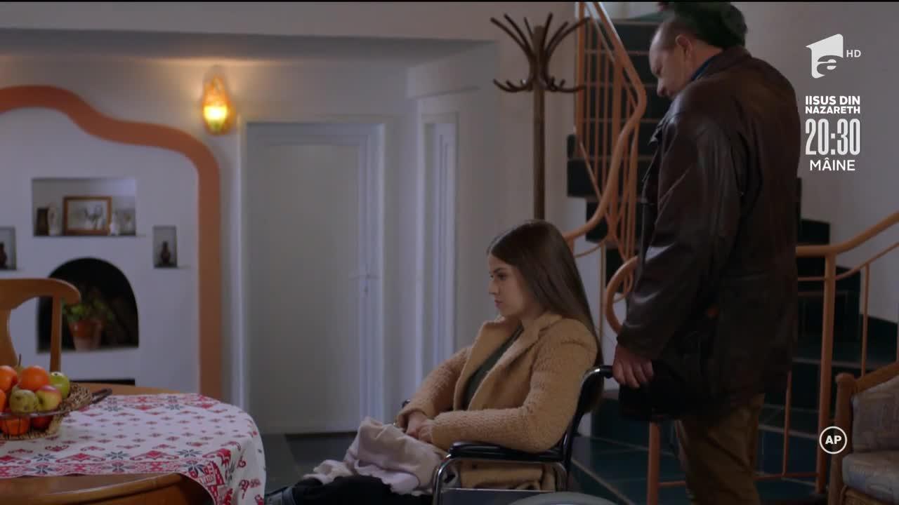 Adela, episodul 27. Adela îi vede îmbrățișați pe Mihai și Andreea