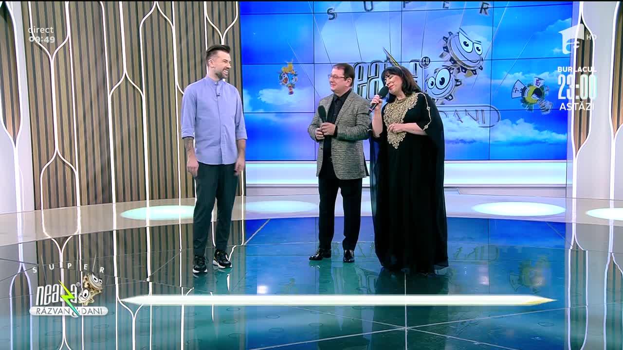 Formația Alesis cântă piesa Yerushalayim Shel Zahav, la Neatza cu Răzvan și Dani