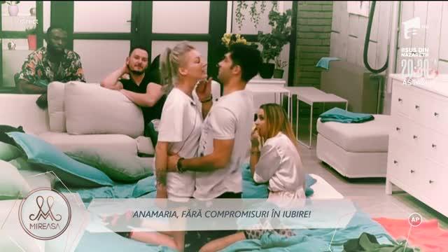Anamaria, concluzii personale legate de atitudinea lui Valentin! Concurentul este contestat pentru lipsa de sinceritate și asumare