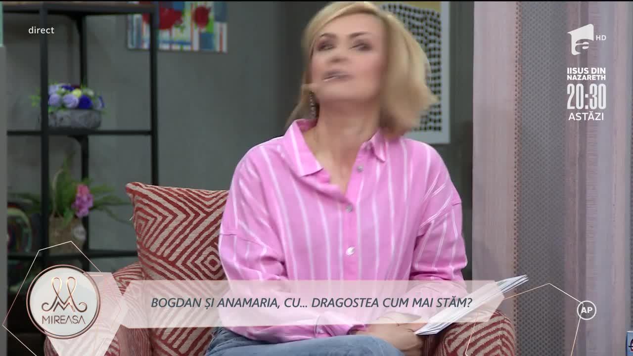 Anamaria, o opțiune reală pentru Bogdan