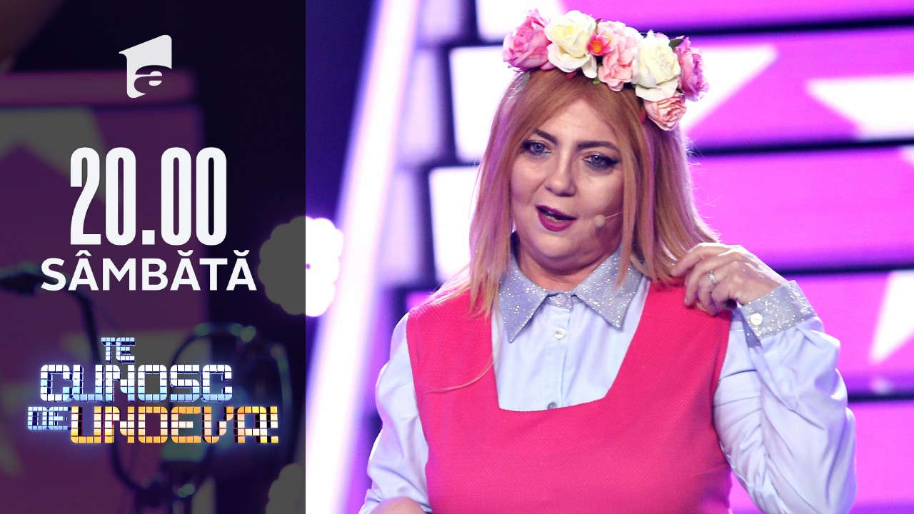 Emilia Popescu se transformă în Meghan Trainor - All about that bass