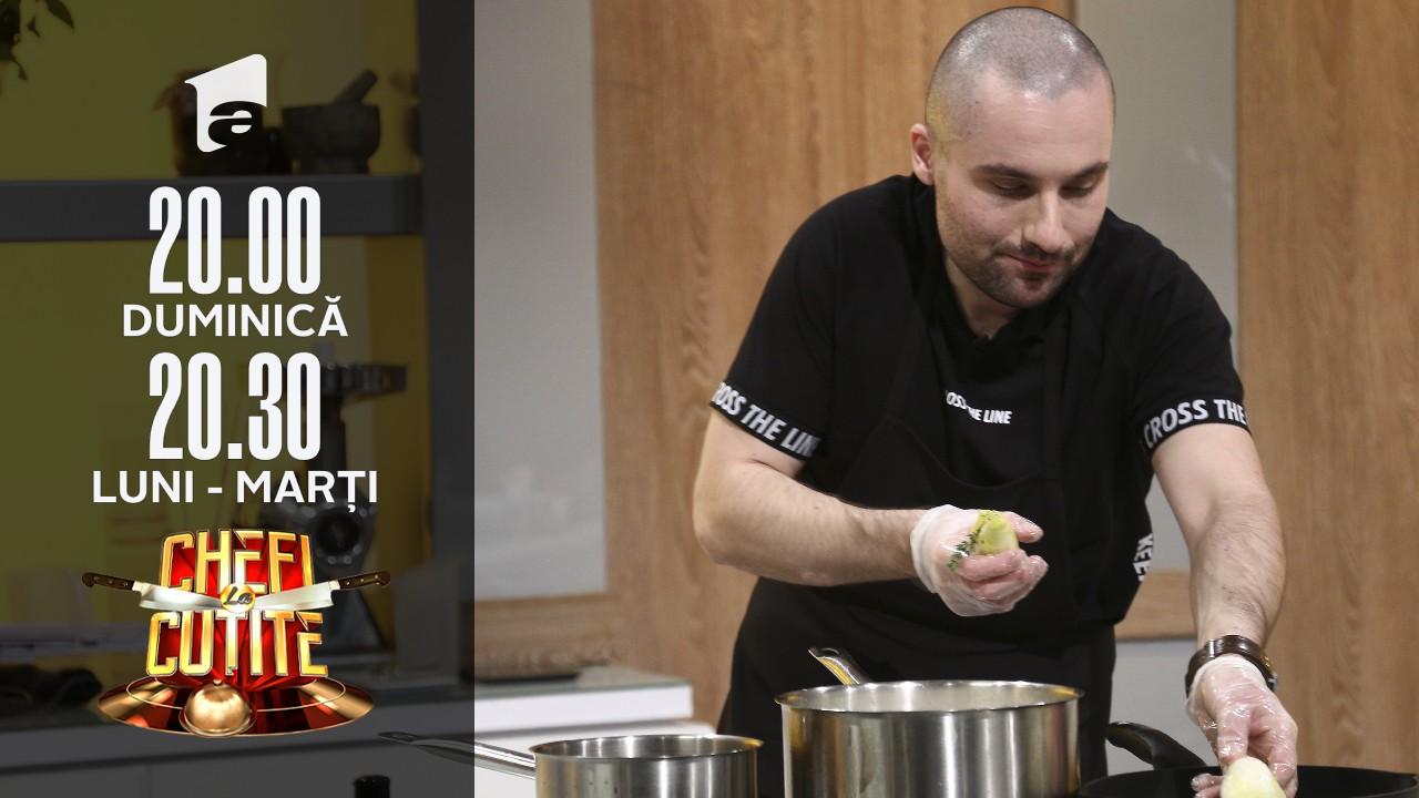 Chefii, cuceriți de mâncarea turcească. Chef Dumitrescu: Aș mai mânca, dar mi-e rușine!