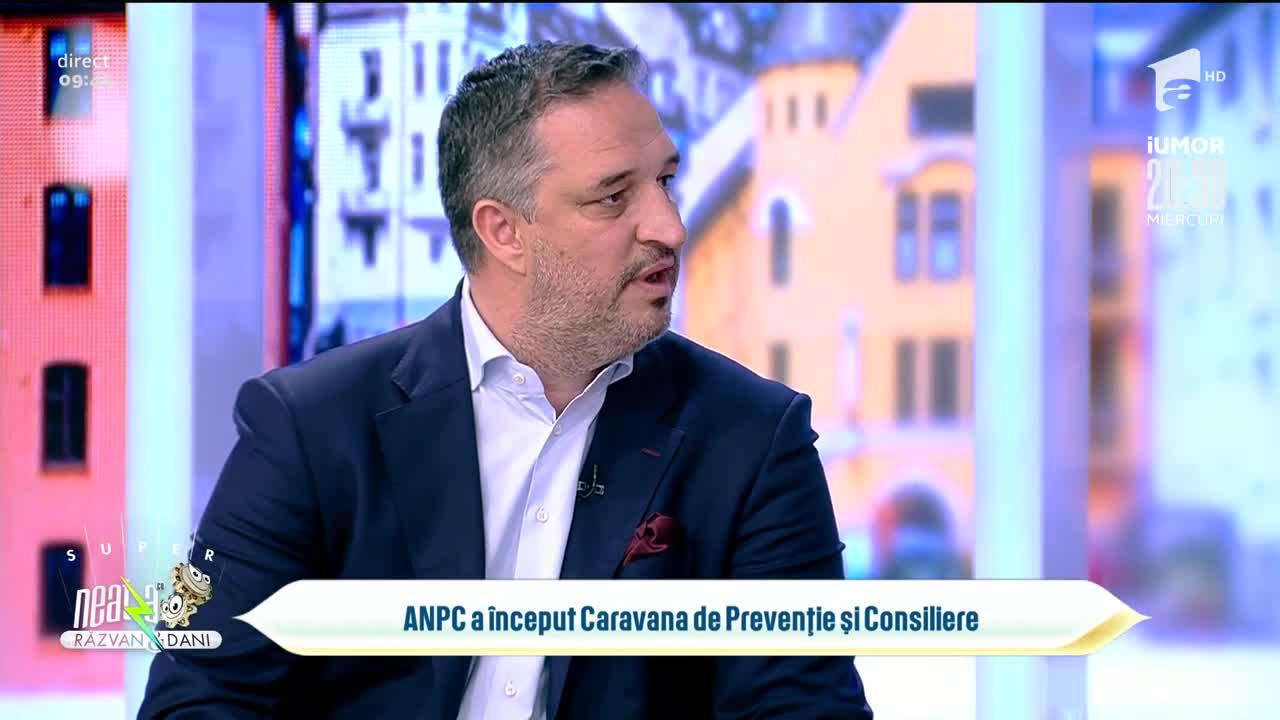 ANPC a început caravana de Prevenție și Consiliere