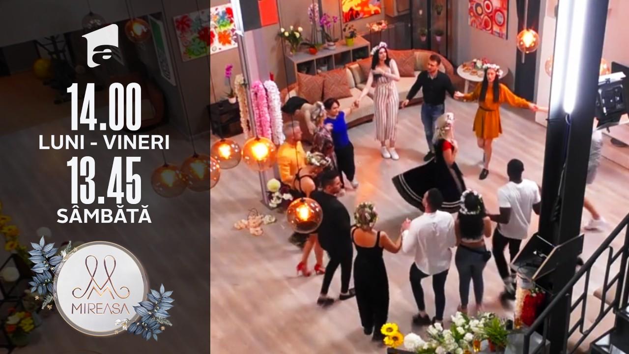 Distracție în stil macedonesc! Bucuria tuturor, fete și băieți!
