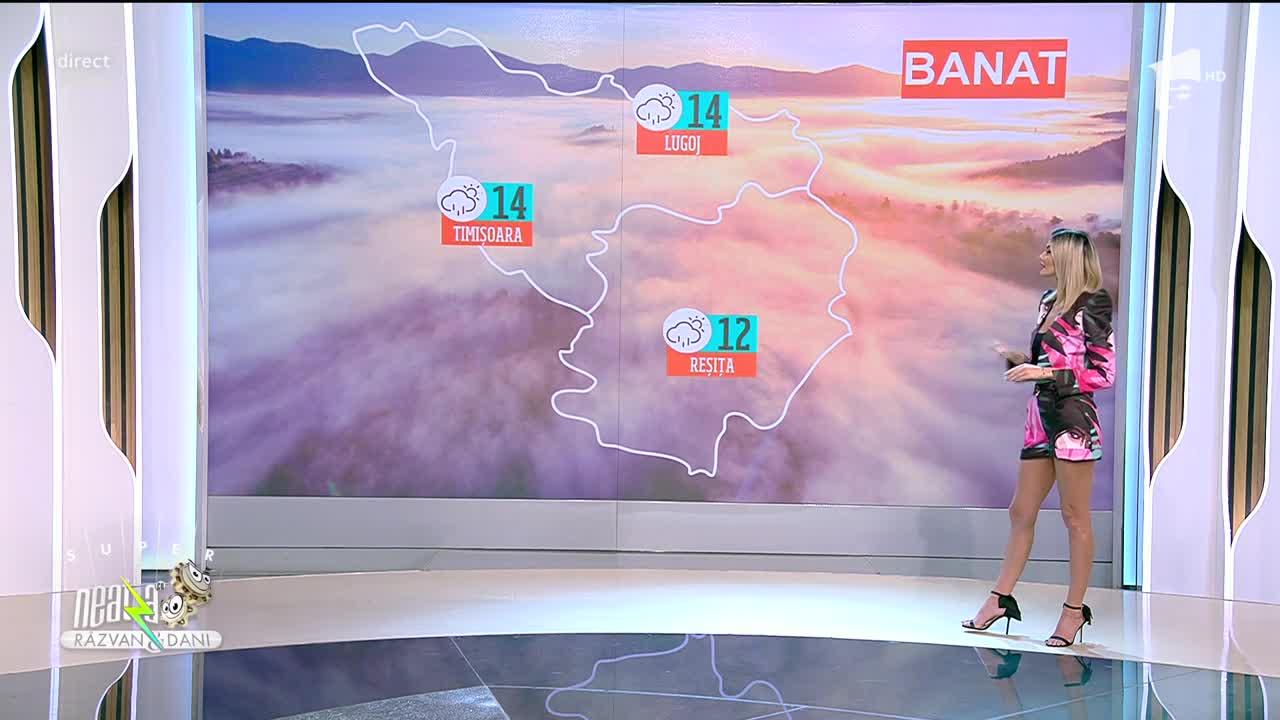 Prognoza Meteo, 20 aprilie 2021. Reprize de ploaie și vreme rece