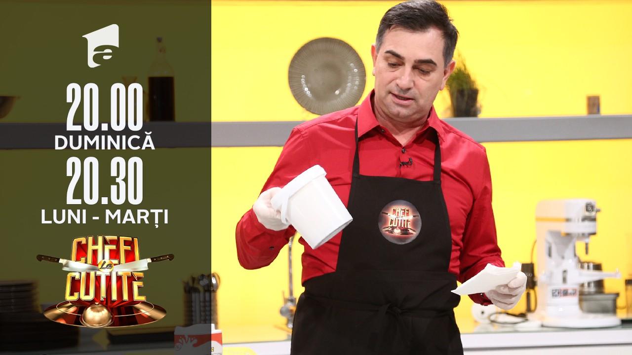 Lacrimi la Chefi la cuțite. Csabi Iunasz Csaba: Cea mai mare durere la un părinte este să i se ia copilul!