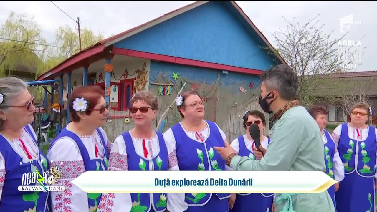 Marian Duță, hoinar în Delta Dunării