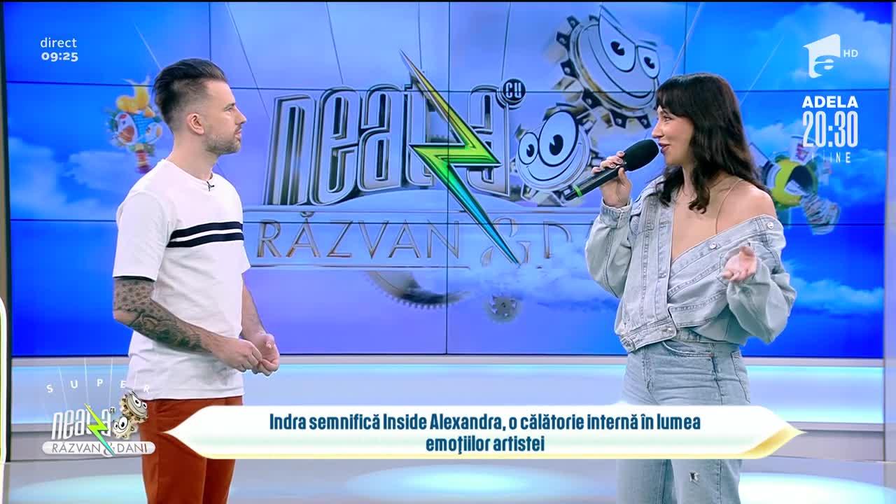 """Indra lansează single-ul și videoclipul """"Fiori"""""""