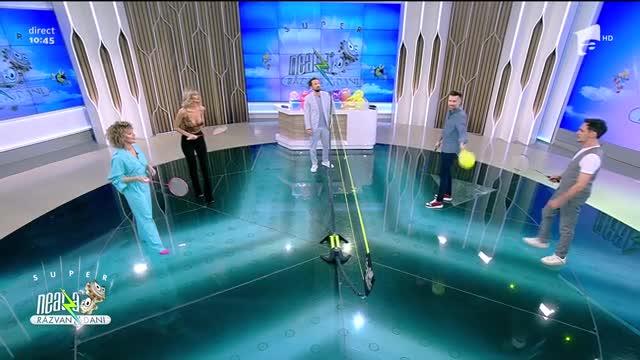 Alexia Țalavutis, super provocare la Neatza! Ramona: Așa dai, mânca-ți-aș ochii tăi?