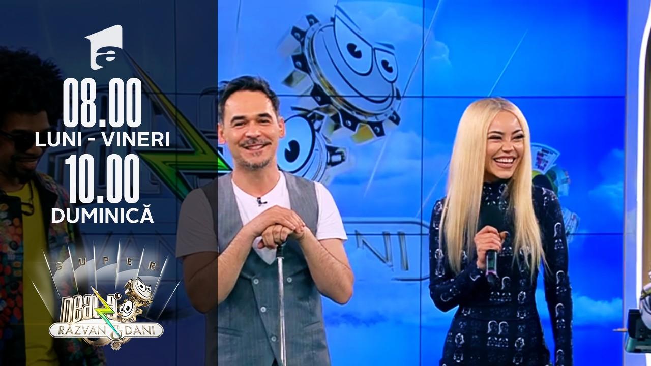 Madinga, cea mai iubită trupă latino din România, în direct, la Super Neatza