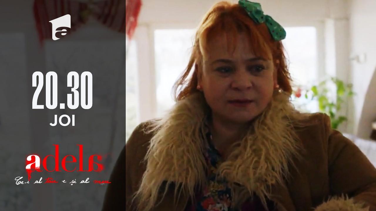 Adela, episodul 29. Nuți încearcă să o ucidă pe Gina!