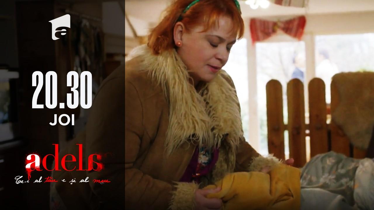 Adela, episodul 30. Nuți, împiedicată în ultimul moment să comită crima!