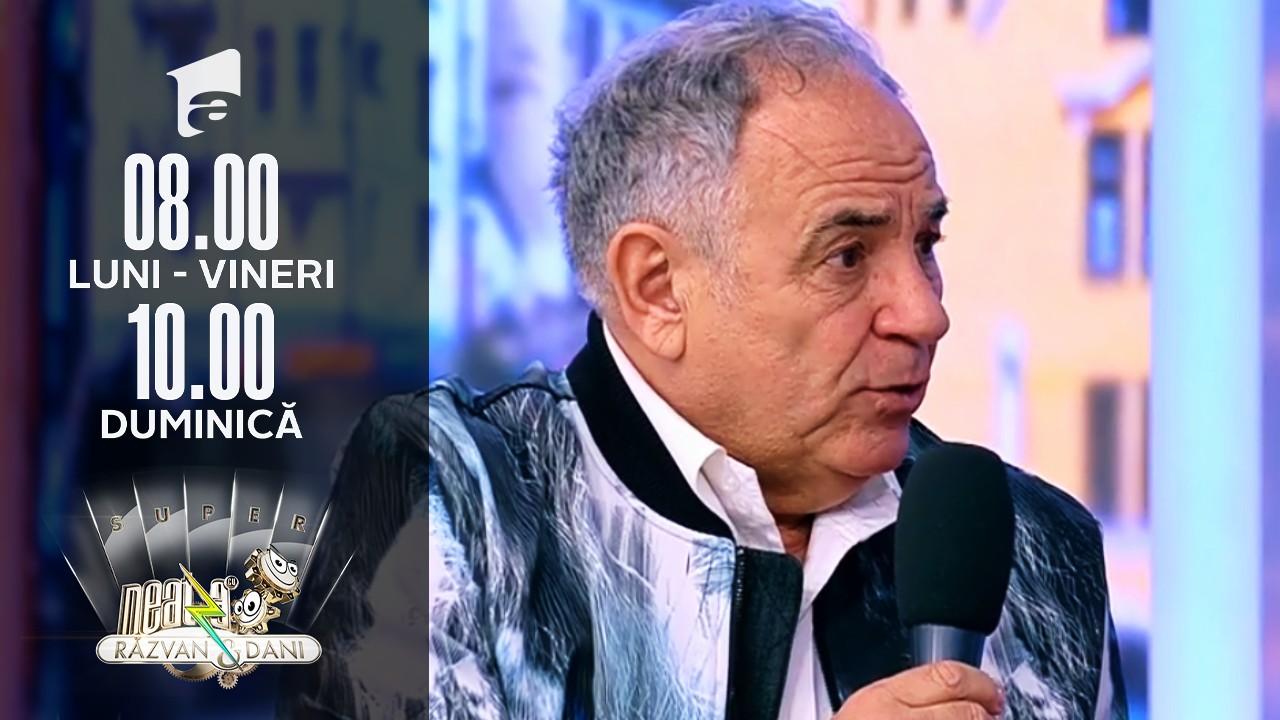 Primul român care a cântat în cazinourile din Las Vegas, în direct, la Super Neatza