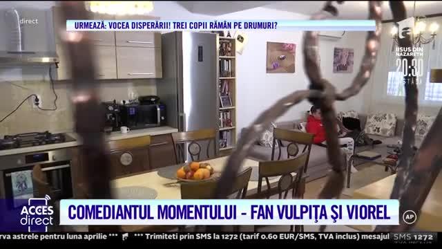 George Tănase, casa blindată de cărți și statuete