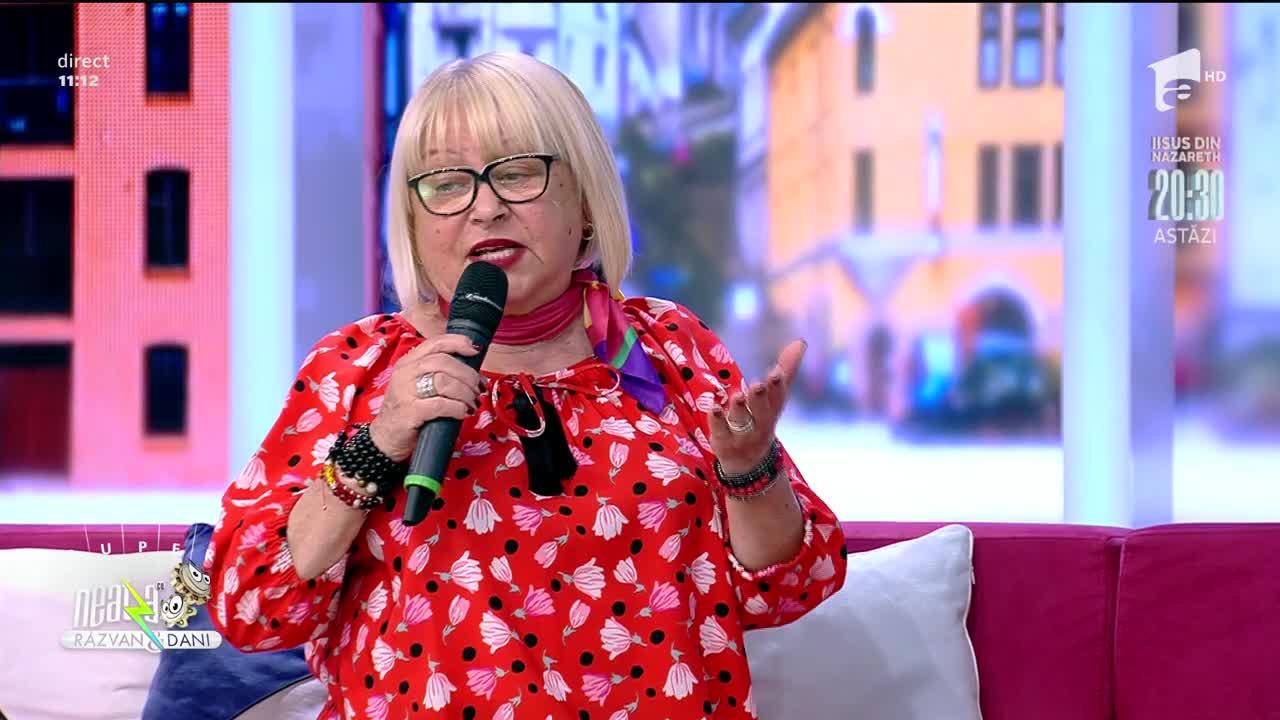 """Mirabela Dauer, super show la Neatza! Ascultă aici """"La mulți ani, cu sănătate""""!"""