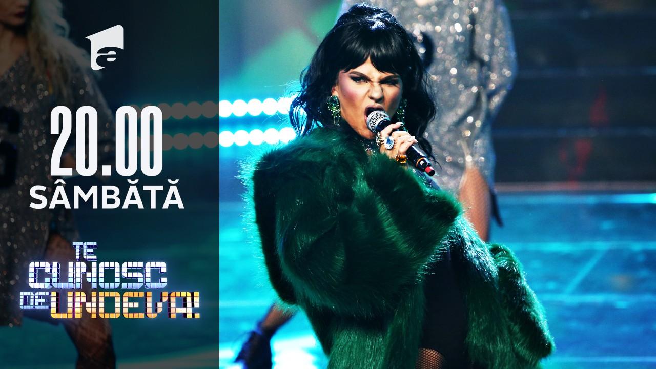 Cristina Vasiu se transformă în Rihanna - Bitch Better Have My Money