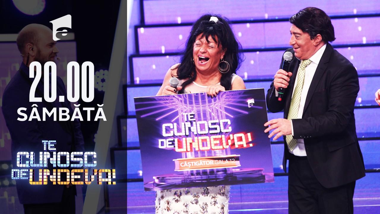 Adriana si Romica au câștigat a XII-a ediție a sezonului 16 Te cunosc de undeva!