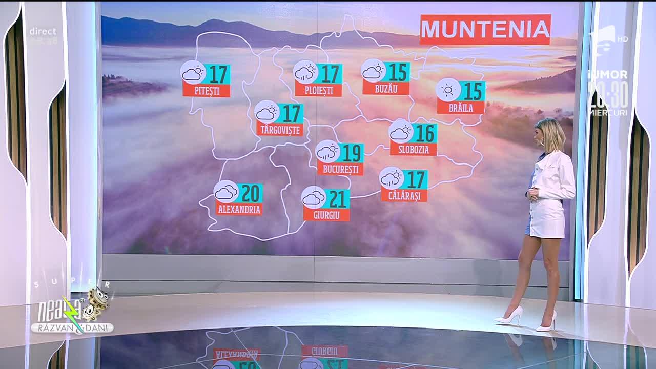 Prognoza Meteo, 26 aprilie 2021. Vremea se încălzește, însă nu în toată țara