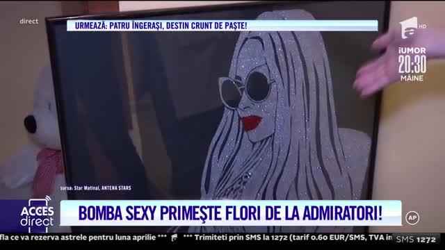 Iasmina Halas, cea considerată bomba sexy a Timişoarei, are un apartament de sute de mii de euro