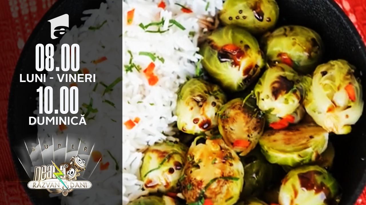 Ghiveci de legume, rețeta de la Neatza a lui chef Nicolai Tand