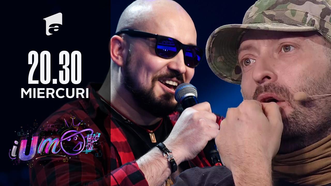"""Bogdan Dărădan a făcut """"karaoke cu umor"""", dar reactia juratilor a spus totul"""
