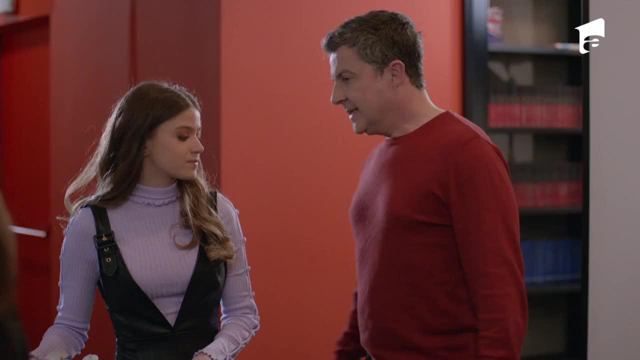 Adela, episodul 32. Paul Andronic încearcă să o convingă pe Adela să nu renunțe la jobul din televiziune: O să rezolv eu problema cu Andreea!