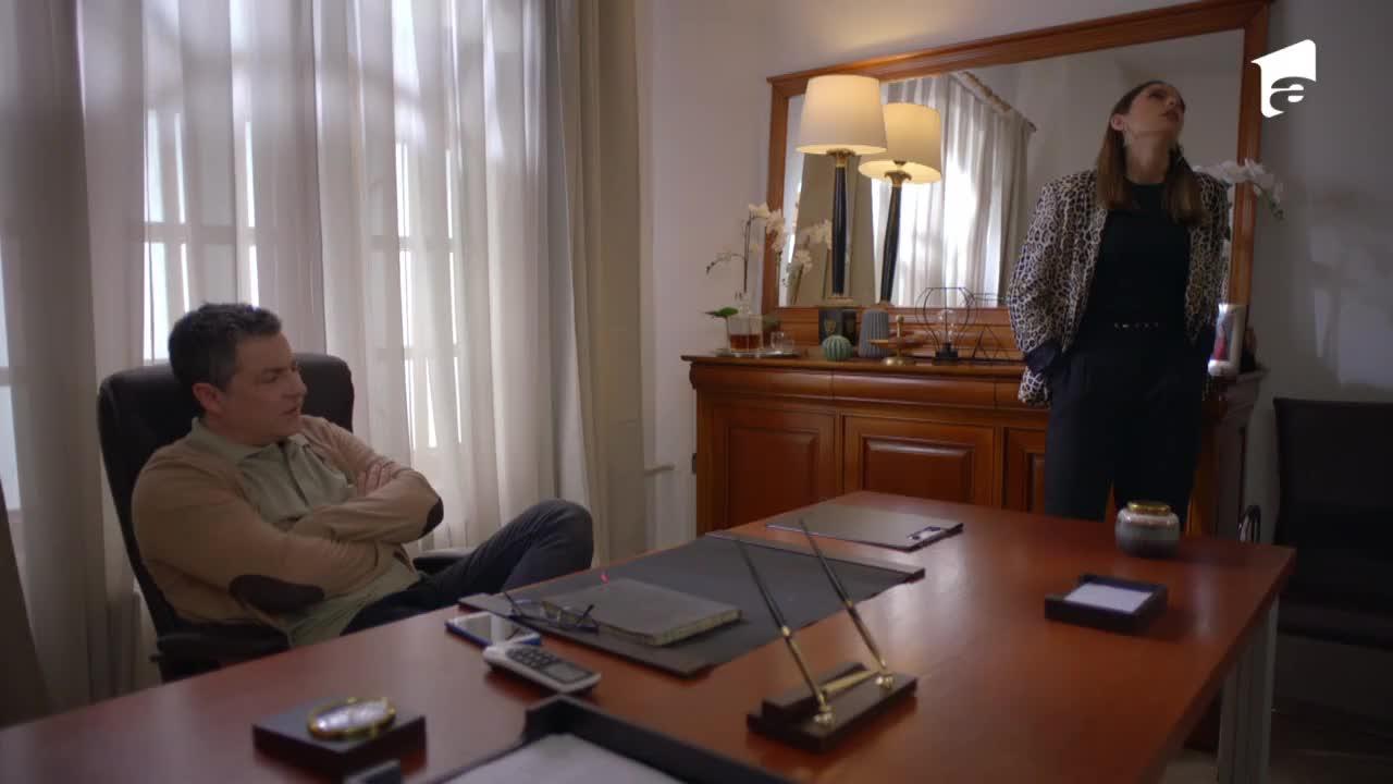 Adela, episodul 31. Andreea face orice ca să-l despartă pe Mihai de Adela: Tata, s-a dat la mine, nu vreau să-și bată joc de sora mea!