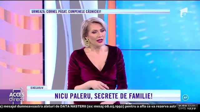 Nicu Paleru, secrete de familie: Pentru mine nu a fost greu anul acesta, atâta timp cât am avut sănătate în casă!