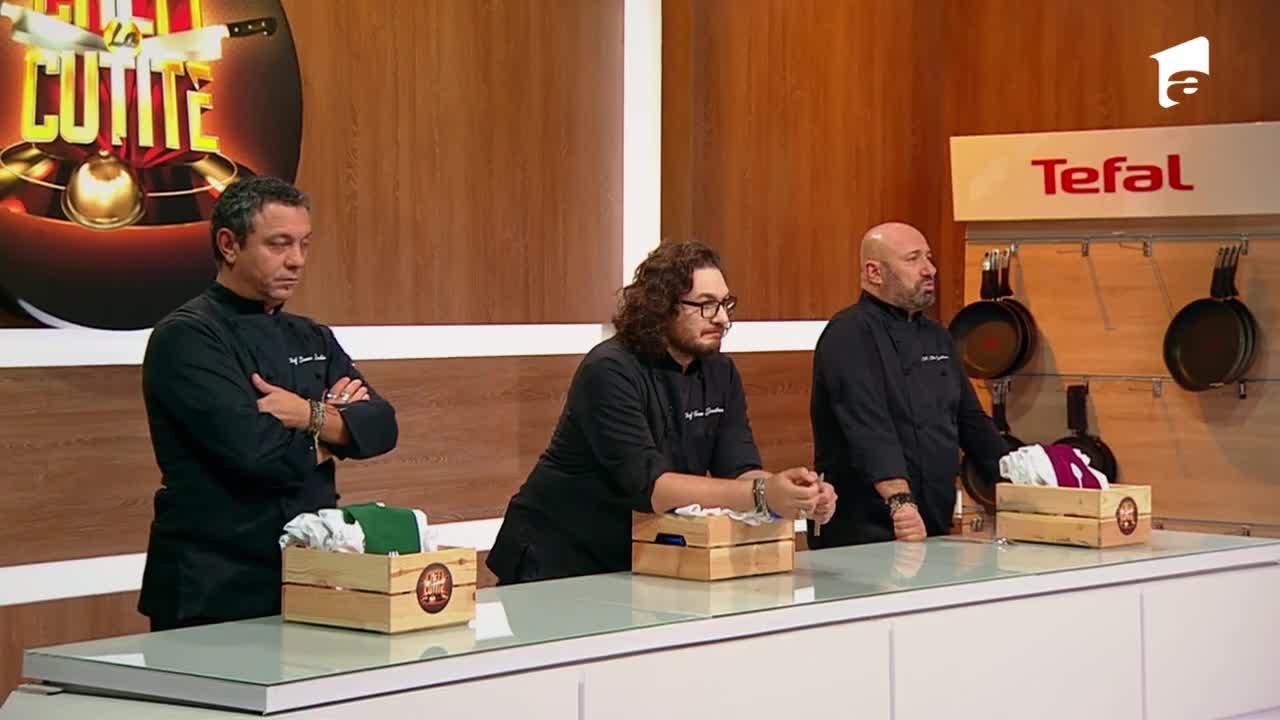 """Chefii și-au ales echipele din sezonul 9 """"Chefi la cuțite"""