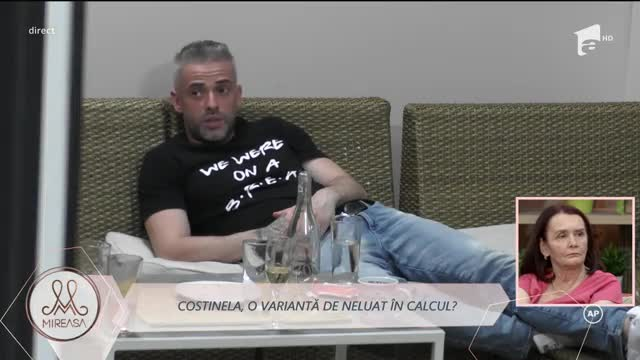 Anamaria, încurajări în dragoste pentru Bogdan: Un bărbat care face gesturi frumoase este condamnat la iubire!