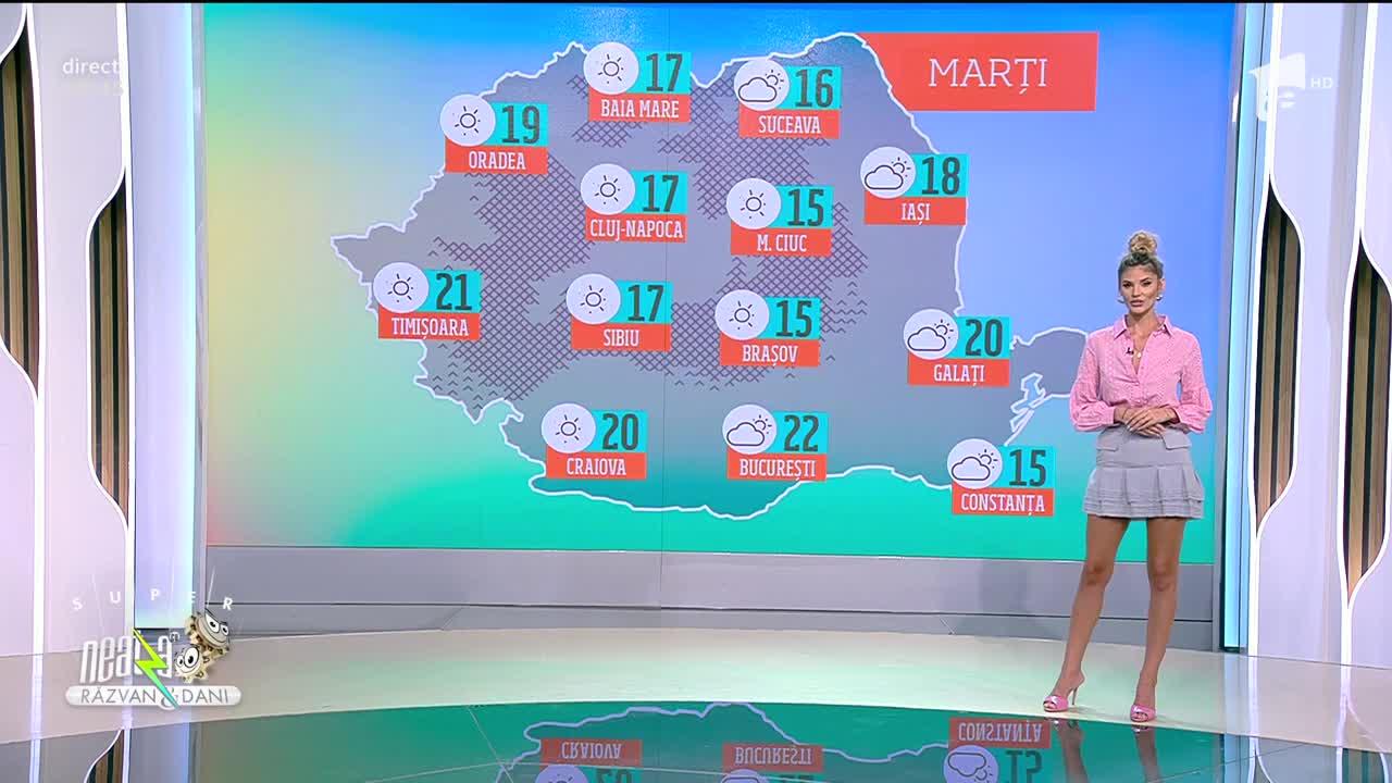 Prognoza Meteo, 4 mai 2021. Vreme frumoasă, dar răcoroasă
