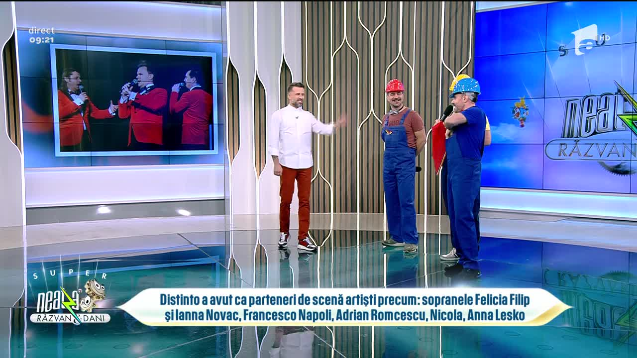 Distinto, prima trupă pop-opera din România, proiecte muzicale noi pentru 2021