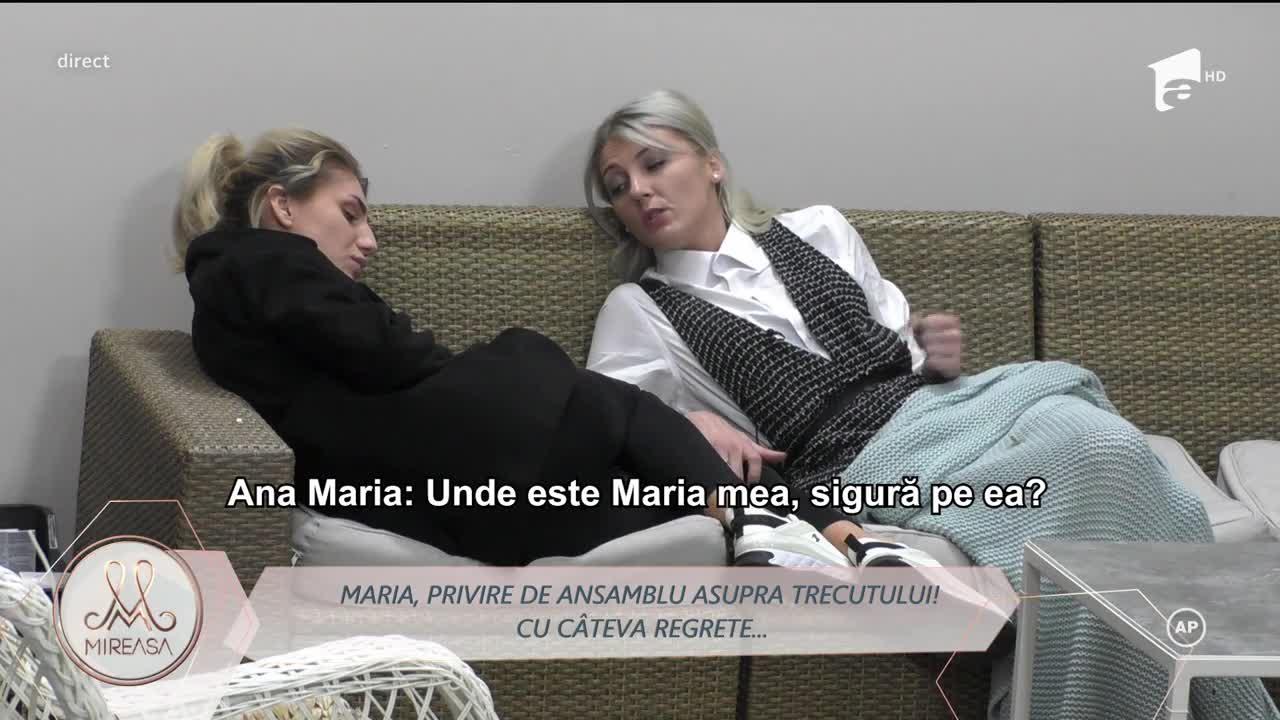 Maria și Liviu, efectele certurilor își au rădăcinile tot în durere: Uneori, mă face să cred că sunt eu nebună!