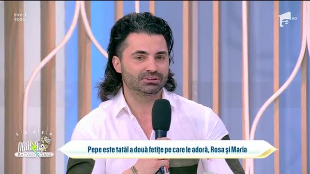 Pepe lansează Un înger, o piesă emoționantă la care a colaborat cu Paloma