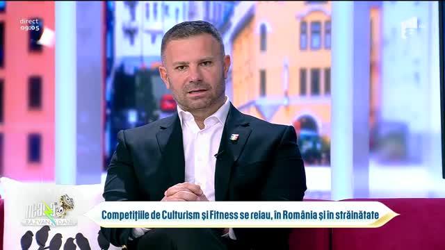 Competițiile de Culturism se reiau în România și în străinătate