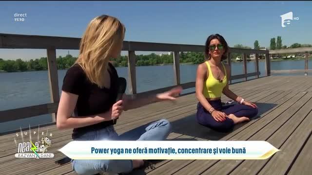 Cum ne energizăm corpul dimineața cu ajutorul practicii yoga