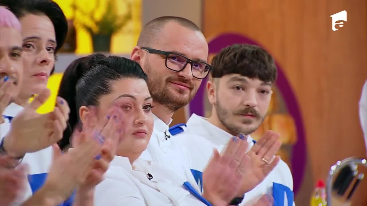 Stări de spirit diferite în fiecare echipă! Chef Cătălin Scărlătescu: Am promis că voi face tot posibilul să câştig orice probă!